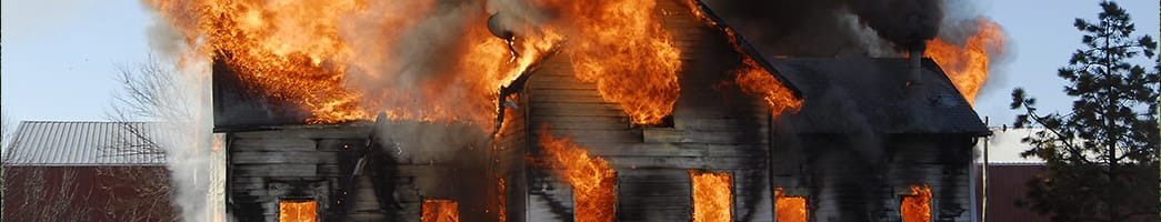 FIRE & SMOKE DAMAGE Restoration Florida