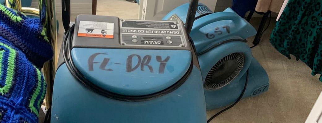 Florida Dry Industrial Fan