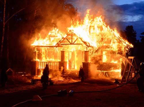 Emergency Fire and Smoke Damage Restoration Service