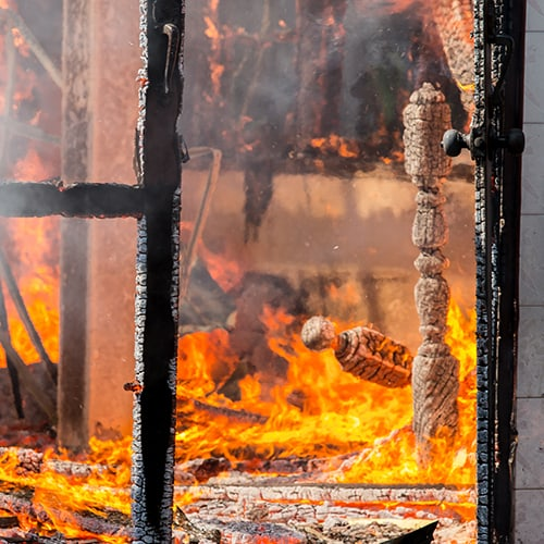 Florida Residential & Commercial Fire Damage Restoration Services
