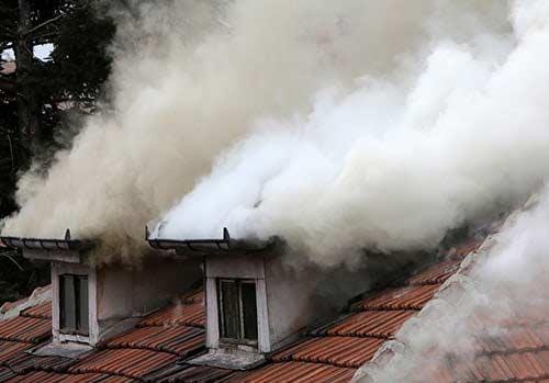 Fire and Smoke Damage Repair Service Florida