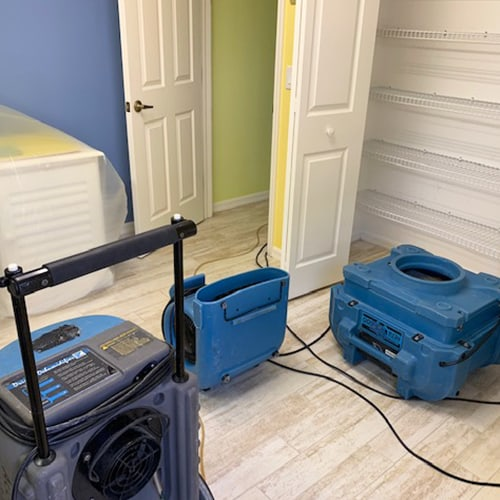 Emergency Water Damage Restoration Service Florida
