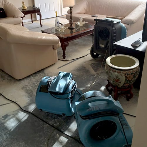 Water Damage Cleanup Southwest Florida