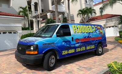 Flood & Water Damage Restoration, Repair Service FL